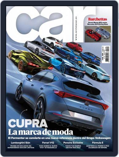 Car España Magazine (Digital) May 1st, 2021 Issue Cover