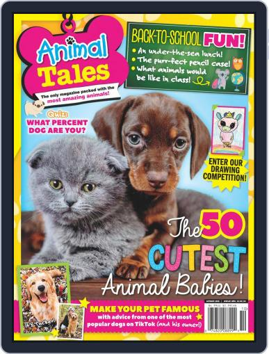 Animal Tales Magazine (Digital) October 1st, 2020 Issue Cover
