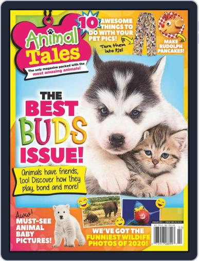 Animal Tales Magazine (Digital) February 1st, 2021 Issue Cover