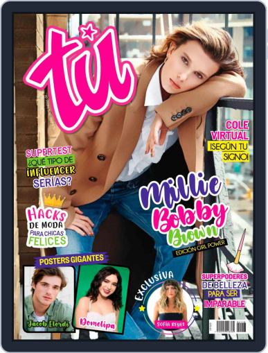 Tú México Magazine (Digital) September 22nd, 2020 Issue Cover