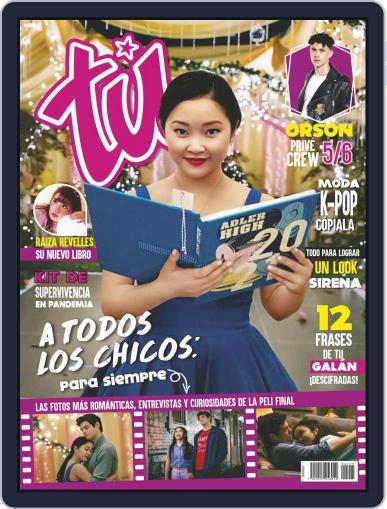 Tú México Magazine (Digital) March 8th, 2021 Issue Cover