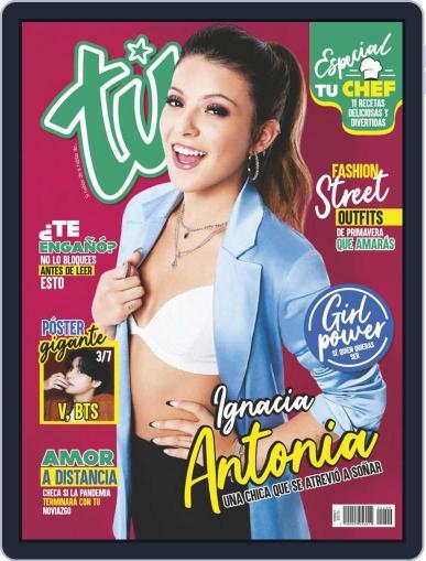 Tú México Magazine (Digital) May 10th, 2021 Issue Cover