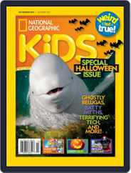 National Geographic Kids Magazine (Digital) Subscription October 1st, 2021 Issue