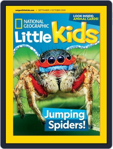 National Geographic Little Kids Magazine (Digital) September 1st, 2020 Issue Cover