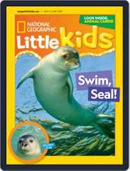 National Geographic Little Kids Magazine (Digital) Subscription May 1st, 2021 Issue