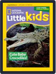 National Geographic Little Kids Magazine (Digital) Subscription September 1st, 2021 Issue