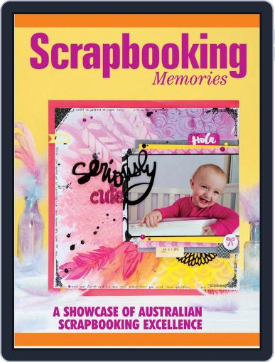 Scrapbooking Memories Magazine (Digital) March 1st, 2021 Issue Cover