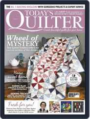 Today's Quilter Magazine (Digital) Subscription October 1st, 2020 Issue