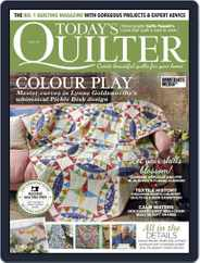 Today's Quilter Magazine (Digital) Subscription April 1st, 2021 Issue