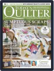 Today's Quilter Magazine (Digital) Subscription February 1st, 2021 Issue