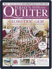 Today's Quilter Magazine (Digital) Subscription January 1st, 2021 Issue