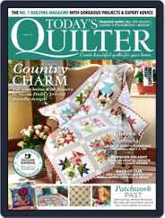 Today's Quilter Magazine (Digital) Subscription June 1st, 2021 Issue