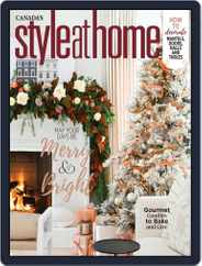 Style At Home Canada Magazine (Digital) Subscription December 1st, 2020 Issue