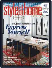 Style At Home Canada Magazine (Digital) Subscription September 1st, 2020 Issue