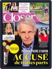 Closer France Magazine (Digital) Subscription February 24th, 2021 Issue