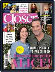 Closer France Magazine (Digital) Subscription March 11th, 2021 Issue