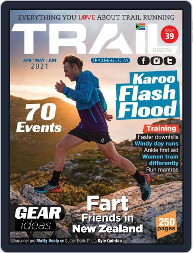 TRAIL South Africa Magazine (Digital) April 1st, 2021 Issue Cover