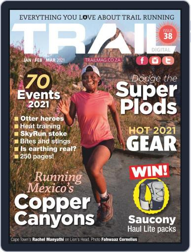 TRAIL South Africa Magazine (Digital) January 1st, 2021 Issue Cover