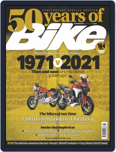 BIKE United Kingdom Magazine (Digital) July 21st, 2021 Issue Cover
