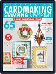 Cardmaking Stamping & Papercraft Magazine (Digital) Subscription September 1st, 2020 Issue
