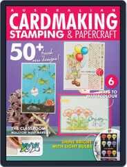 Cardmaking Stamping & Papercraft Magazine (Digital) Subscription August 1st, 2021 Issue