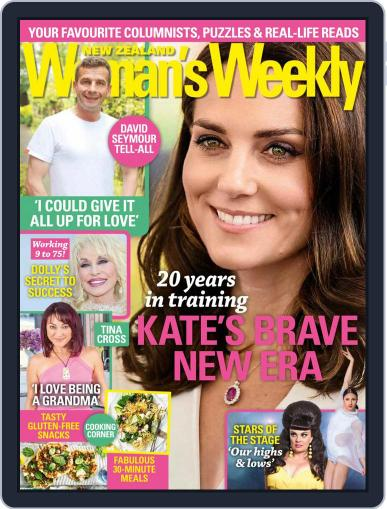 New Zealand Woman's Weekly Magazine (Digital) January 25th, 2021 Issue Cover