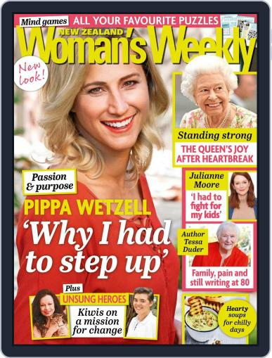 New Zealand Woman's Weekly Magazine (Digital) June 28th, 2021 Issue Cover
