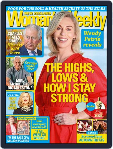 New Zealand Woman's Weekly Magazine (Digital) May 10th, 2021 Issue Cover