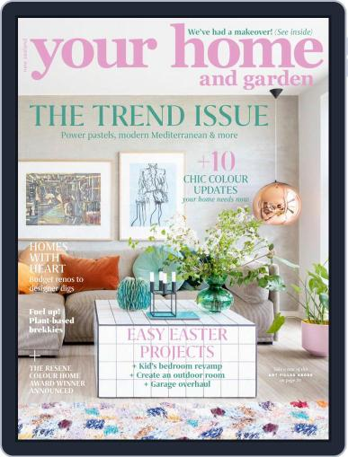 Your Home and Garden Magazine (Digital) April 1st, 2020 Issue Cover