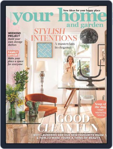 Your Home and Garden Magazine (Digital) August 1st, 2021 Issue Cover