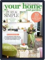 Your Home and Garden Magazine (Digital) Subscription May 1st, 2021 Issue