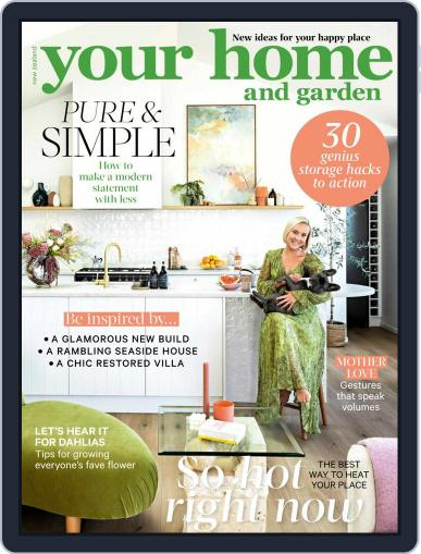 Your Home and Garden Magazine (Digital) May 1st, 2021 Issue Cover