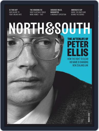 North & South Magazine (Digital) March 1st, 2021 Issue Cover