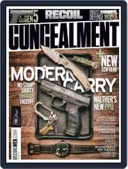 RECOIL Presents: Concealment Magazine (Digital) Subscription October 1st, 2017 Issue