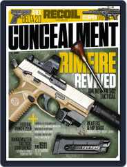 RECOIL Presents: Concealment Magazine (Digital) Subscription August 24th, 2021 Issue