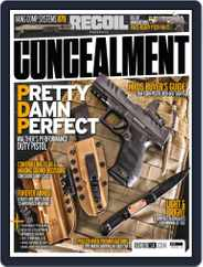 RECOIL Presents: Concealment Magazine (Digital) Subscription February 16th, 2021 Issue