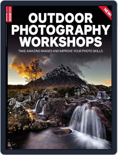 Outdoor Photography Workshop July 1st, 2016 Digital Back Issue Cover
