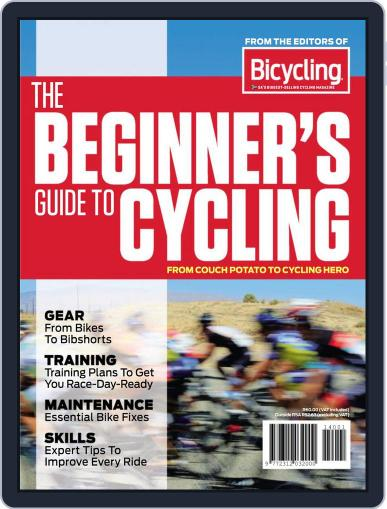 Bicycling SA's Beginner's Guide to Cycling July 16th, 2014 Digital Back Issue Cover