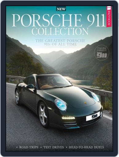 The Total 911 Collection February 1st, 2017 Digital Back Issue Cover