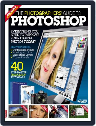 Photographers' Guide to Photoshop July 15th, 2010 Digital Back Issue Cover