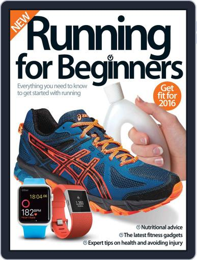 Running for Beginners Magazine (Digital) January 1st, 2016 Issue Cover