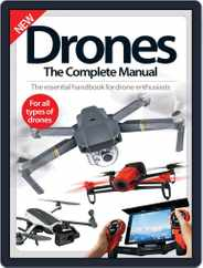 Drones The Complete Manual Magazine (Digital) Subscription October 31st, 2016 Issue
