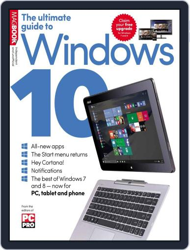 Ultimate Guide to Windows Magazine (Digital) August 7th, 2015 Issue Cover