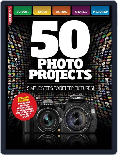 50 Photo Projects Vol 2 Magazine (Digital) February 28th, 2013 Issue Cover