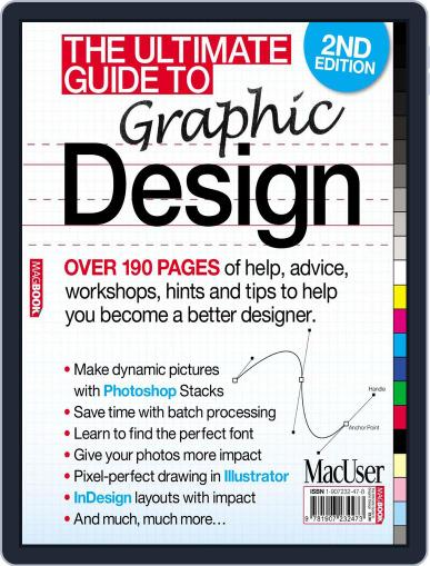 The Ultimate Guide to Graphic Design 2 Magazine (Digital) May 21st, 2010 Issue Cover