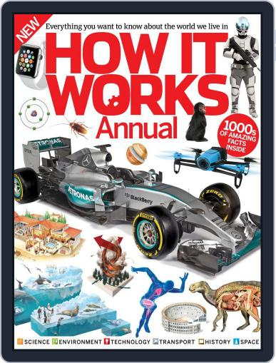 How It Works Annual Magazine (Digital) October 1st, 2015 Issue Cover