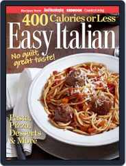 400 Calories or Less: Easy Italian Magazine (Digital) Subscription September 13th, 2011 Issue