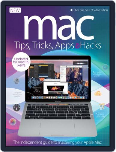 Mac Tips, Tricks, Apps & Hacks December 1st, 2016 Digital Back Issue Cover