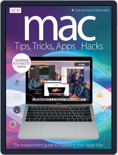 Mac Tips, Tricks, Apps & Hacks Magazine (Digital) December 1st, 2016 Issue Cover