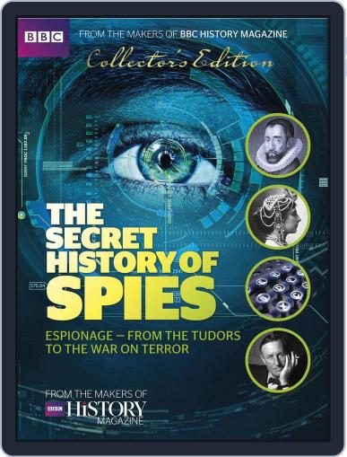 The Secret History of Spies Magazine (Digital) May 1st, 2016 Issue Cover